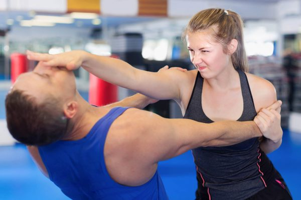 Women's self-defence - Renato Skofac